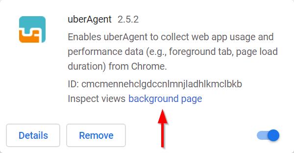 uberAgent Browser Extensions • uberAgent